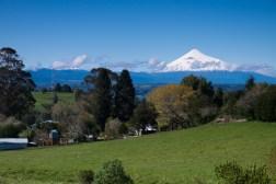 Wulkan Osorno coraz bliżej