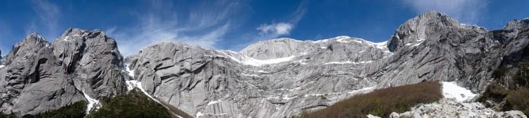 Panorama Cerro Amfiteatro
