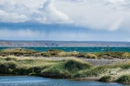 Deszczowe chmury trochę niepokoją, ale przy silnym wietrze szybko znikają