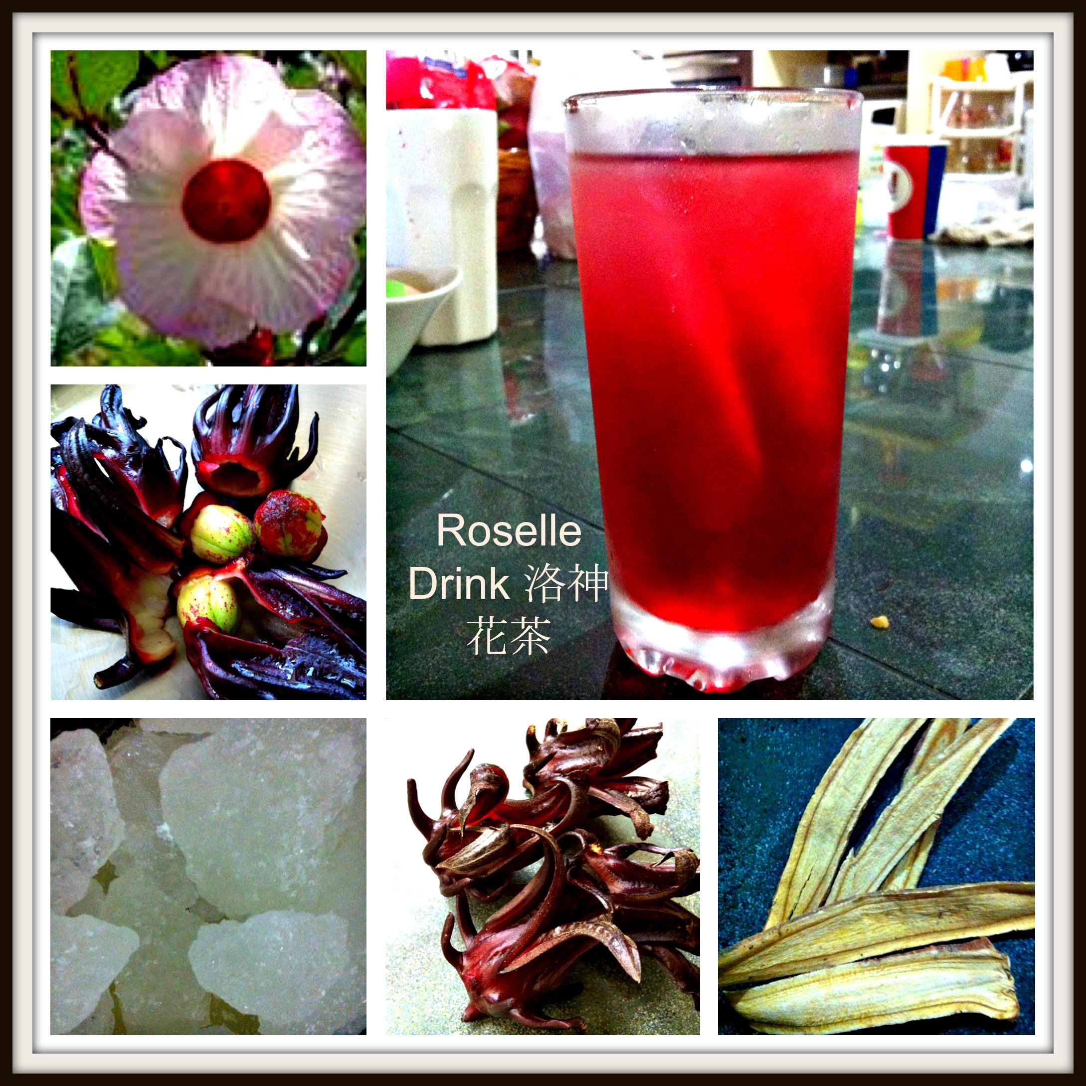 Game To Try Some Wild Hibiscus Tea Guai Shu Shu