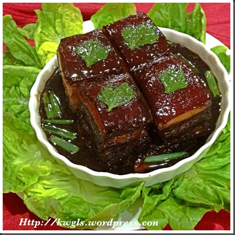 A Cuisine With A Long Chinese History– Dongpo Meat (东波肉)