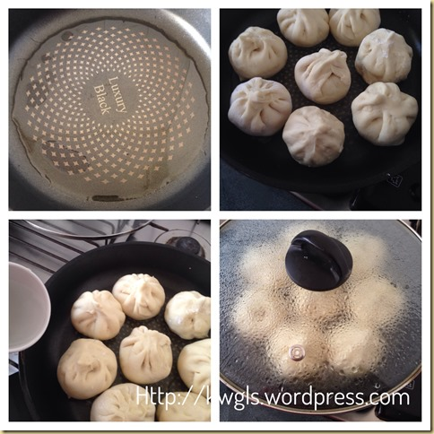 How About Pan Fried Your Meat Buns? Pan Fried Buns, Shengjianbao (生煎包,生煎馒头)
