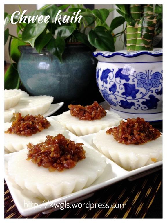 Radish Cake Recipe Malaysia