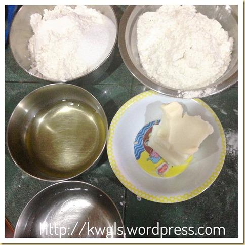Teochew Spiral Yam Mooncake (千层芋泥酥)