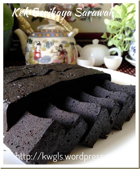 Where is my cake? I Can't See!–Famous Sarawak Midnight Cake (Cake Seri kaya Sarawak, Kek Belachan, Kek Hati Parit) revisited.. (砂朥越深夜蛋糕)