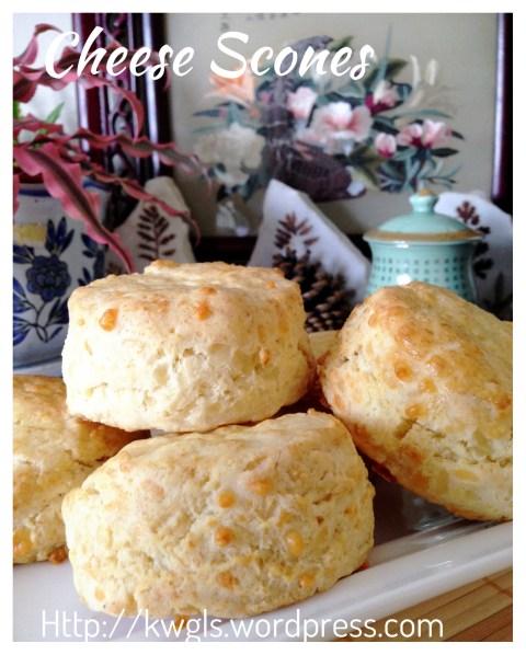 Cheese Scones (芝士司康饼)