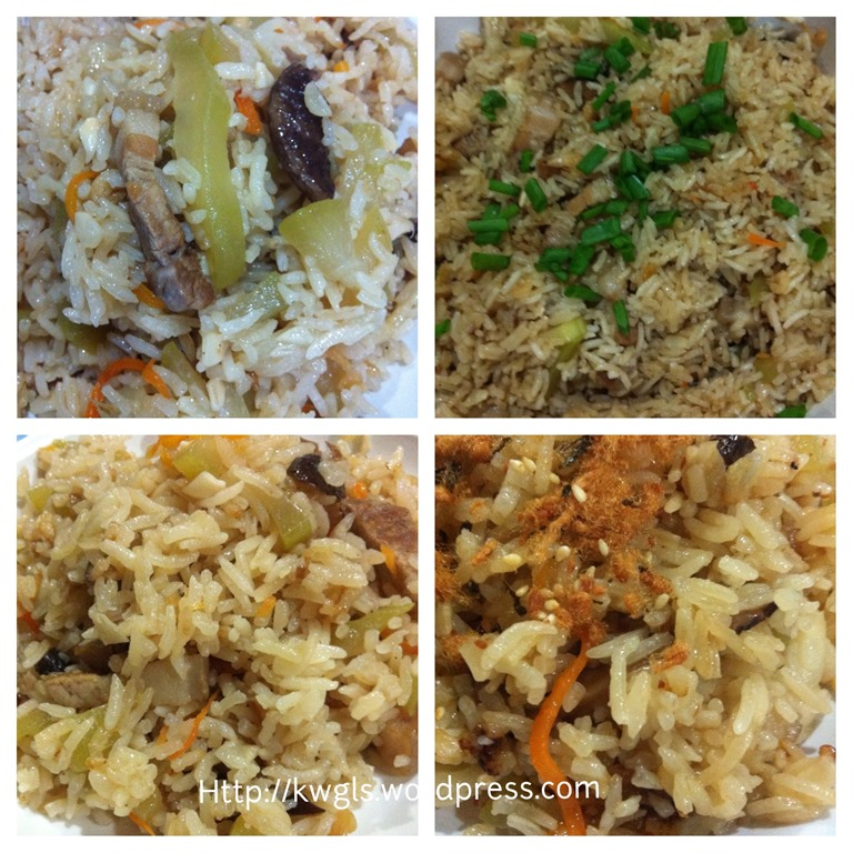 Perfect rice in rice cooker recipe