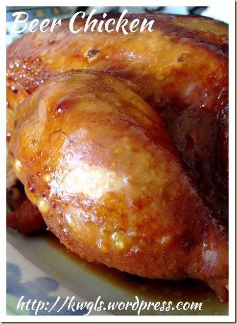 Beer Shredded Chicken (啤酒手丝鸡)