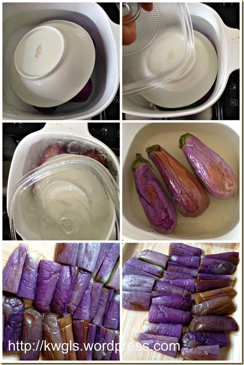 Brinjal Clay Pot Stew or Sichuan Braised Eggplant (鱼香茄子煲)
