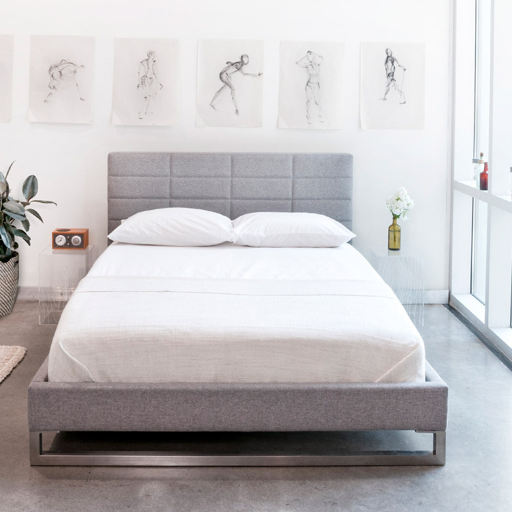 New Sleek And Simple Gus Modern Beds KW Home