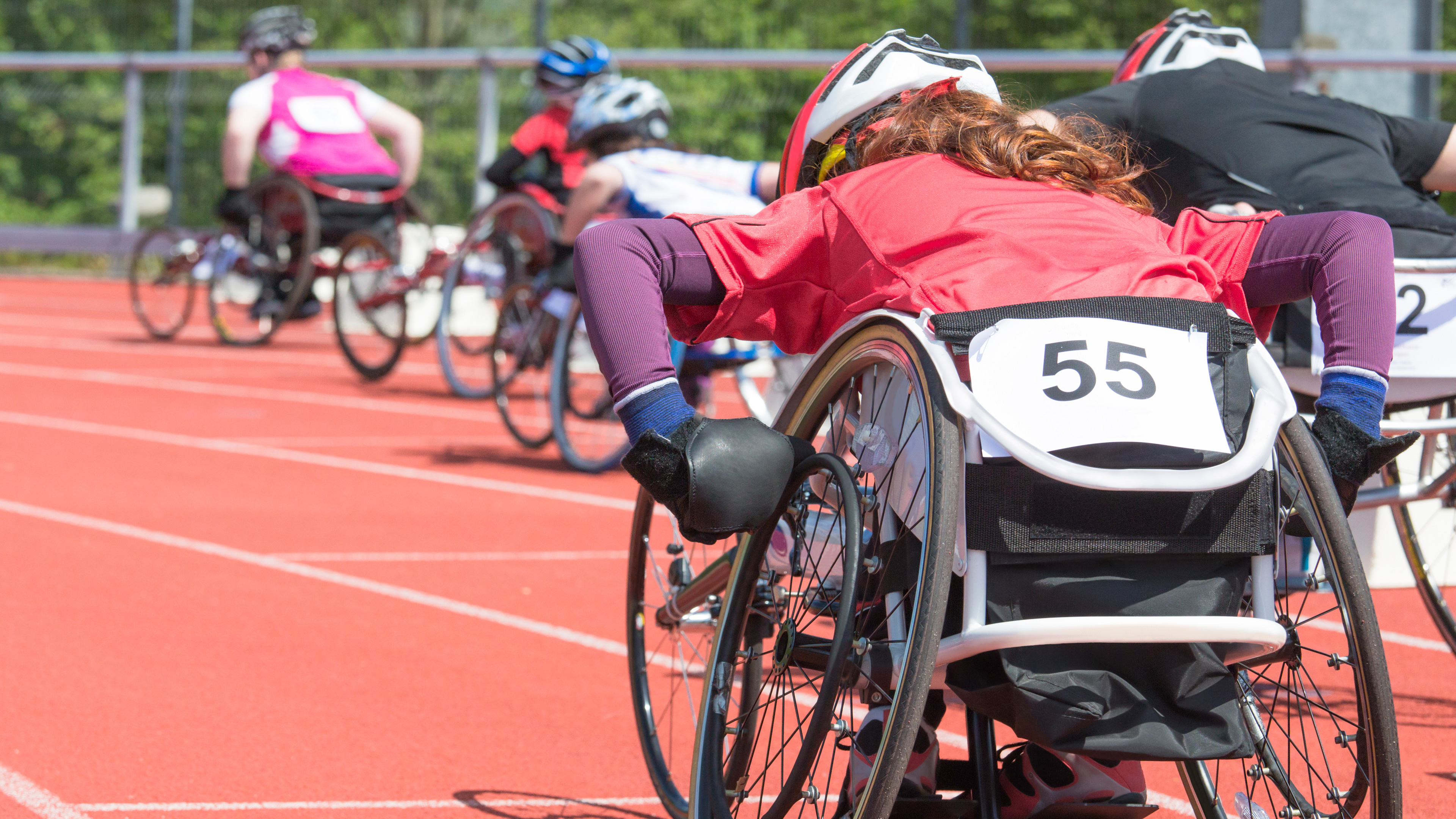Advocate Eli Wolff The Disabled Athlete Is Still Siloed
