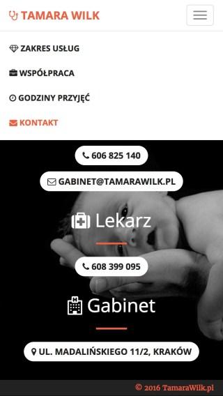 TamaraWilk Pl Mobile 3 Screenshot