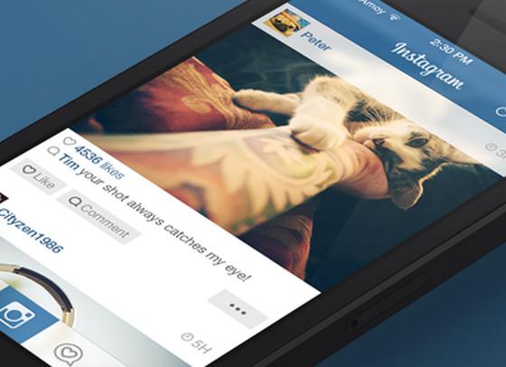 Instagram iOS7 by ididi