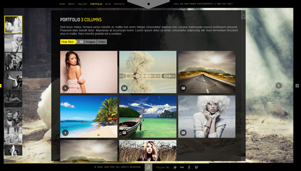 john doe Best 30 WordPress Themes of June 2012