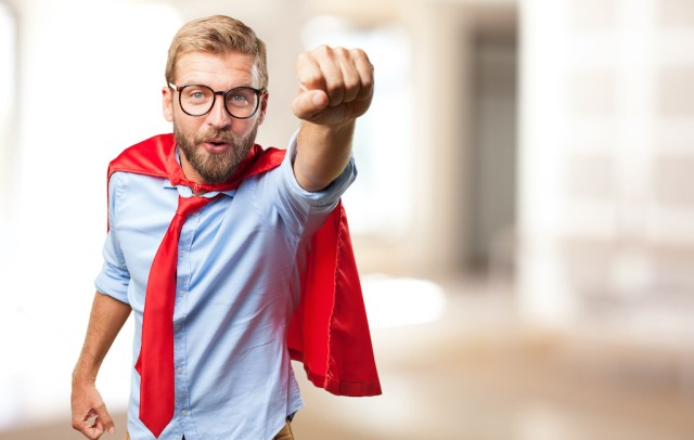 Three Ways To Celebrate (And Become) #RealLifeHeroes