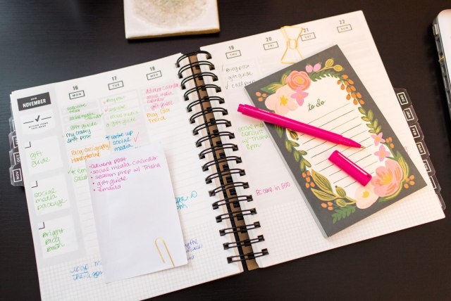 The 5 Tools That Help Me Organize My Business // Get To Work Book // Katie Williamsen Web & Social Media Consulting, LLC