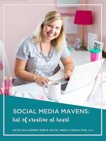 Social Media Mavens: Kat of Creative at Heart