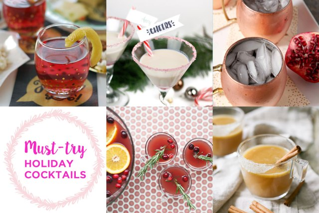 Must-try holiday cocktails