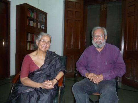 Ghulam Mohammed & Nilima Sheik