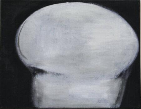 Sawangwongse Yawnghwe, Morphine, 2019, oil on canvas, 45 x 53 cm.