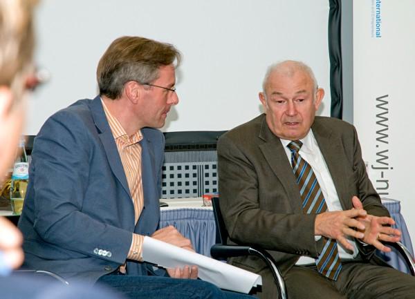 Im Gespräch mit…Dr. Günther Beckstein