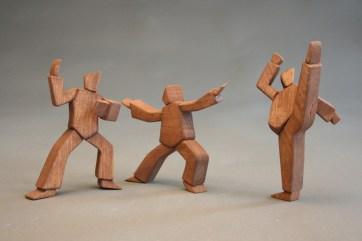 Kung Fu Sculpture