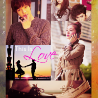 [Drabble] This Is Love