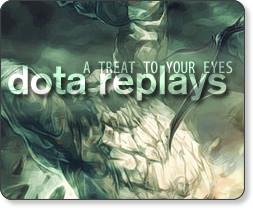 Epic DotA Replays
