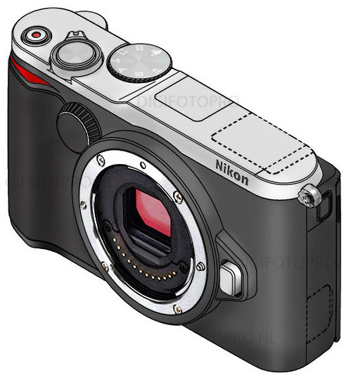 http://nikonrumors.com/2014/02/11/new-design-patent-reveals-nikon-1-mirrorless-camera-with-a-red-swoosh-and-a-df-aperture-dial.aspx/