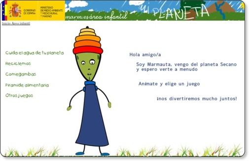 http://www.mma.es/secciones/area_infantil/index.htm