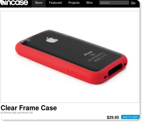 http://www.goincase.com/products/detail/clear-frame-case-cl59299/6