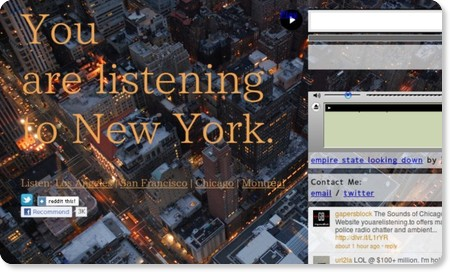 http://youarelistening.to/newyork