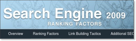 http://www.seomoz.org/article/search-ranking-factors#ranking-factors