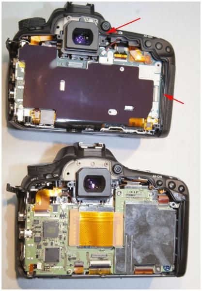 http://www.lensrentals.com/blog/2014/11/cracking-open-the-7d-ii