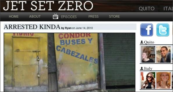 http://www.jetsetzero.tv/2010/06/14/arrested-kinda/