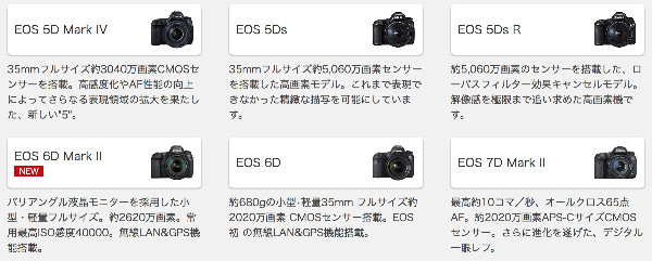 http://cweb.canon.jp/eos/lineup/index.html