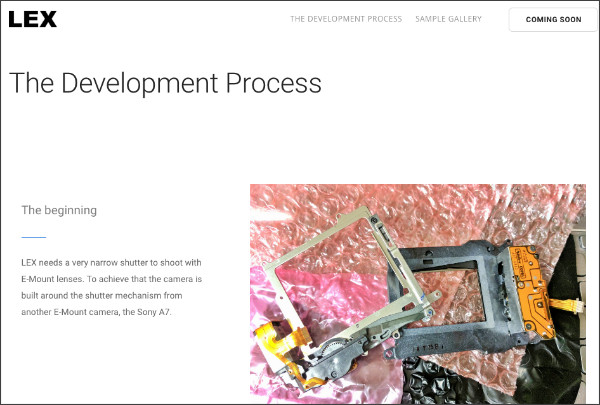 http://www.lexoptical.com/development.html