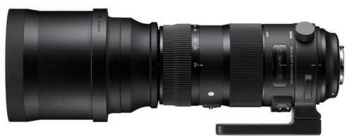 IGMA 150-600mm F5-6.3 DG OS HSM | Sports 発表