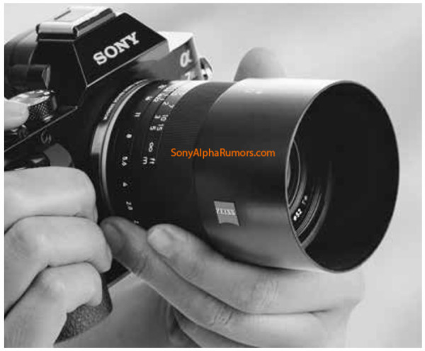 More Zeiss Loxia images and Loxia description