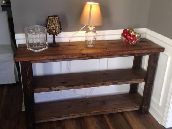 Rustin Farm Table Hallway table