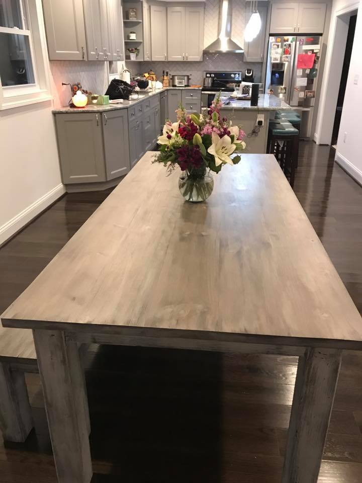 Farmhouse Table Delaware