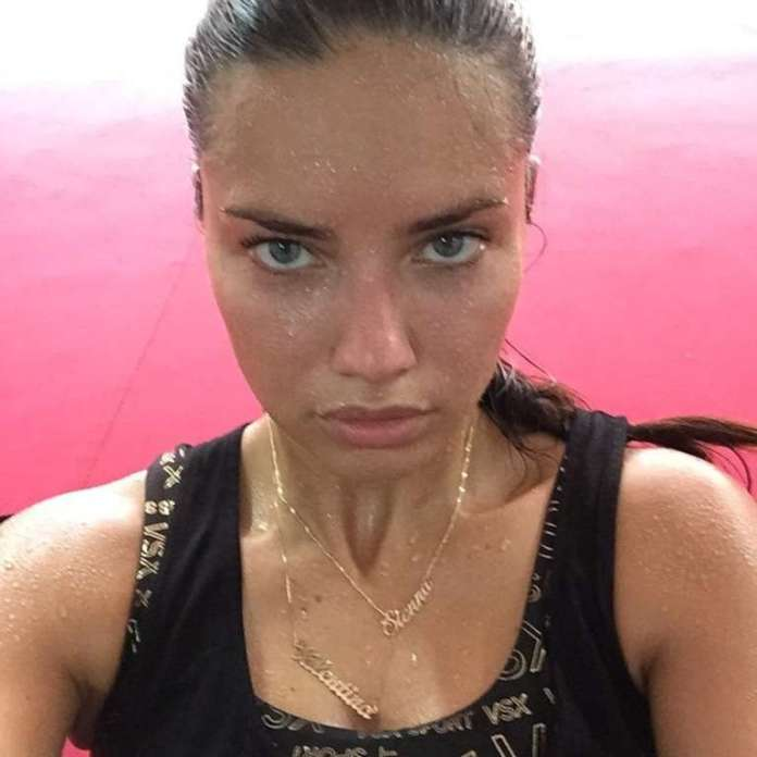 Taken the Perfect Post-Workout Selfie