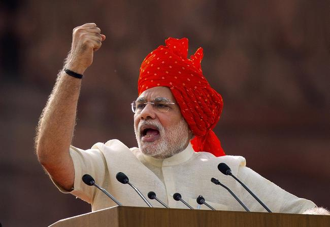 PM Modi Lands On Forbes' Most Powerful People On The Planet List