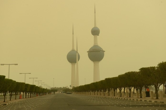 People urged to be cautious due to unstable weather in Kuwait