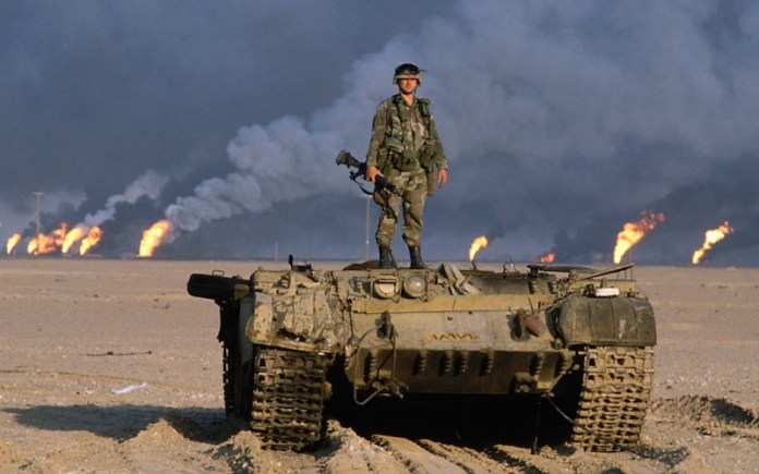Persian Gulf War Fast Facts 1990-1991