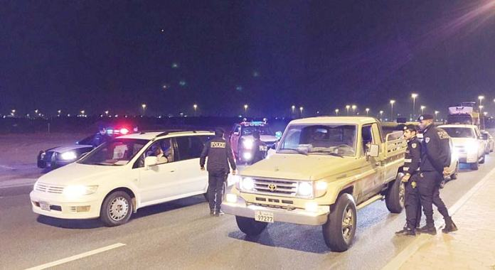1,467,368 indirect traffic violations recorded in 10 days
