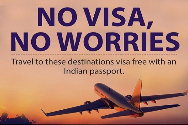 These countries offer visa free travel for Indians