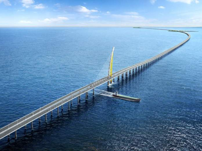 World's Longest Bridge in Kuwait Ready