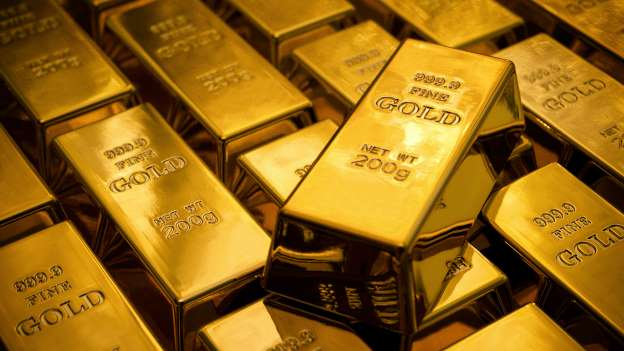 Countries that control the World's Gold