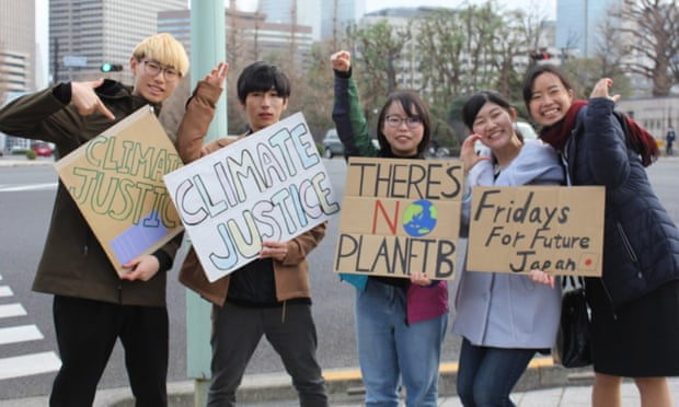 Images5 Global Climate Strike: Students around the world protest climate inaction